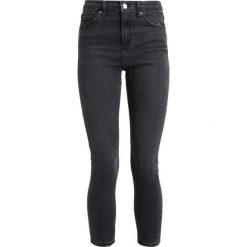 Topshop JAMIE NEW Jeans Skinny Fit washed black. Czarne boyfriendy damskie Topshop. Za 229,00 zł.