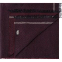 Szal męski 83-7M-X04-2. Czerwone szaliki męskie marki Wittchen, z wełny. Za 215,00 zł.