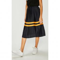 Vero Moda - Spódnica. Szare spódniczki plisowane damskie marki Vero Moda, l, z poliesteru, midi. Za 149,90 zł.