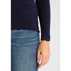 Bluzki asymetryczne: Rosemunde Bluzka z długim rękawem dark blue