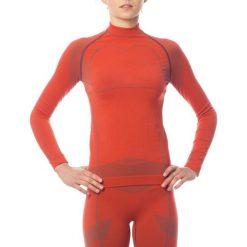 Topy sportowe damskie: Spaio Koszulka damska Thermo W03 Spaio Coral roz. XL
