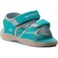 Sandały dziewczęce: Sandały NEW BALANCE – K2004GRG Niebieski