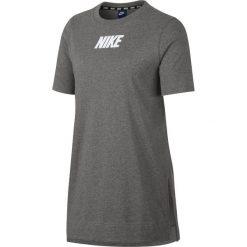Nike Koszulka damska W NSW AV15 TOP szara r. L (853994 091). Czarne topy sportowe damskie marki Nike, xs, z bawełny. Za 97,11 zł.