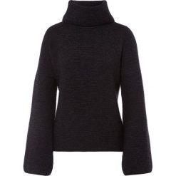 Swetry klasyczne damskie: IVY & OAK FLARED SLEEVE  Sweter dark grey melange