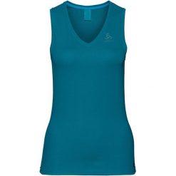 Odlo Koszulka damska Active F-Dry Light turkusowa r. M (140931). Niebieskie bluzki damskie marki Odlo, m. Za 75,95 zł.