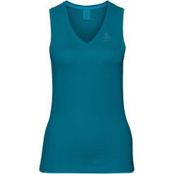 Odlo Koszulka damska Active F-Dry Light turkusowa r. M (140931). T-shirty damskie Odlo, m. Za 75,95 zł.