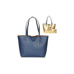 Shopper bag damskie: Torby shopper Lauren Ralph Lauren  MERRIMACK REVERSIBLE TOTE MEDIUM