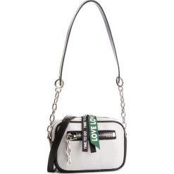 Torebka MONNARI - BAGB930-019 Grey. Brązowe torebki klasyczne damskie marki Monnari, w paski, z materiału, średnie. W wyprzedaży za 169,00 zł.