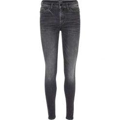Vero Moda Jeans Skinny Fit black. Szare rurki damskie Vero Moda. W wyprzedaży za 186,15 zł.