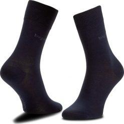 Skarpety Wysokie Męskie BUGATTI - 6720C Dark Navy 545. Czerwone skarpetki męskie marki Happy Socks, z bawełny. Za 34,90 zł.