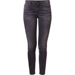 DRYKORN PULL Jeans Skinny Fit grey denim washed. Szare boyfriendy damskie DRYKORN. Za 629,00 zł.