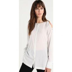 Escada Sport NALY Bluzka offwhite. Białe bluzki damskie Escada Sport, z elastanu. W wyprzedaży za 504,50 zł.