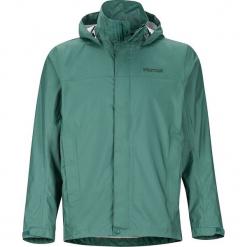 """Kurtka funkcyjna """"PreCip"""" w kolorze zielonym. Zielone kurtki męskie marki Marmot, m. W wyprzedaży za 272,95 zł."""