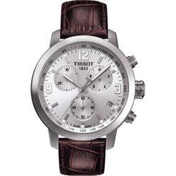 PROMOCJA ZEGAREK TISSOT T-SPORT T055.417.16.037.00. Szare zegarki męskie TISSOT, ze stali. W wyprzedaży za 1628,01 zł.