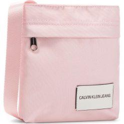Torebka CALVIN KLEIN JEANS - Sport Essential Micr K40K400624 632. Czerwone listonoszki damskie Calvin Klein Jeans, z jeansu, zdobione. Za 279,00 zł.