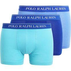 Polo Ralph Lauren 3 PACK Panty sapphire/blue. Niebieskie bokserki męskie Polo Ralph Lauren, z bawełny. Za 169,00 zł.