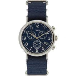 Timex THE WEEKENDER SET Zegarek chronograficzny cognac. Brązowe zegarki damskie Timex. W wyprzedaży za 356,30 zł.