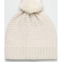 Medicine - Czapka Royal Purple. Fioletowe czapki zimowe damskie MEDICINE, na zimę, z dzianiny. W wyprzedaży za 31,90 zł.