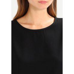 Bluzki asymetryczne: Karen by Simonsen PANTRY  Bluzka black