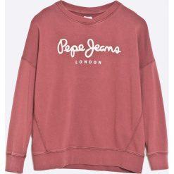 Bluzy dziewczęce rozpinane: Pepe Jeans - Bluza dziecięca Sheena