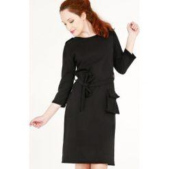Sukienki: Sukienka - 30-87134 NERO