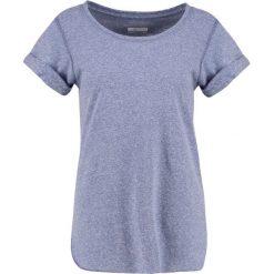 Columbia TRAIL SHAKER Tshirt basic bluebell heather. Niebieskie t-shirty damskie Columbia, xs, z bawełny. Za 149,00 zł.