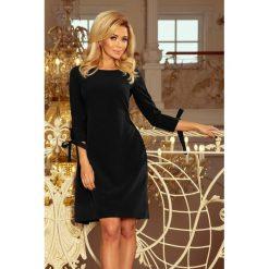 30cf1c2225 Alice Sukienka Z Kokardkami Czarna. Czarne sukienki damskie numoco