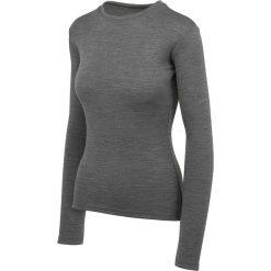 Koszulka termoaktywna damska ROTLAND 100% WOOL MERINO / SZARY - damska ROTLAND. Szare bluzki z odkrytymi ramionami marki Rotland. Za 187,00 zł.