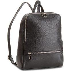 Plecak CREOLE - K10505  Czarny. Czarne plecaki damskie Creole, ze skóry. Za 259,00 zł.