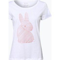 T-shirty damskie: ARMEDANGELS – T-shirt damski — Mari Bunny, czarny