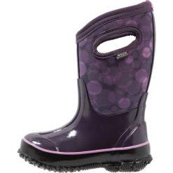 Buty zimowe damskie: Bogs CLASSIC  Śniegowce eggplant
