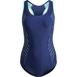 Stroje kąpielowe damskie: Speedo FIT PRO  Kostium kąpielowy navy/spearmint