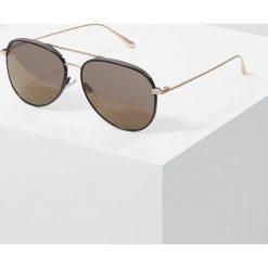 Okulary przeciwsłoneczne damskie aviatory: Jimmy Choo RETO Okulary przeciwsłoneczne black