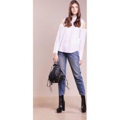 Bluzki asymetryczne: 2nd Day MELLOWA BLOUSE Bluzka white