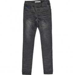 Dżinsy - Regular fit - w kolorze szarym. Szare jeansy dziewczęce marki bonprix, z bawełny. W wyprzedaży za 97,95 zł.