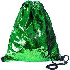 Plecaki damskie: Art of Polo Plecak damski  Shine like a star zielony