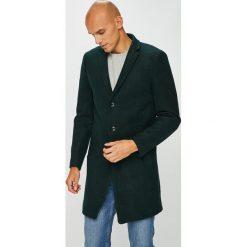 Premium by Jack&Jones - Płaszcz. Czarne płaszcze na zamek męskie Premium by Jack&Jones, m, z materiału, klasyczne. W wyprzedaży za 399,90 zł.