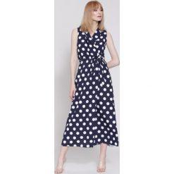 Sukienki: Granatowa Sukienka I See You