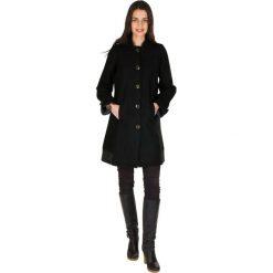 Odzież damska: Płaszcz w kolorze czarnym
