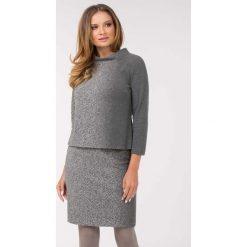 Spódniczki: Spódnica z cieniowanym wzorem