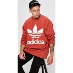 Adidas Originals - Bluza. Różowe bejsbolówki męskie adidas Originals, l. W wyprzedaży za 259,90 zł.