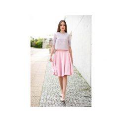 Marylin spódnica róż. Czerwone spódniczki Sylwia snoch, z elastanu. Za 140,00 zł.