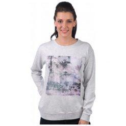 Odzież damska: Mustang Bluza Damska S Szary