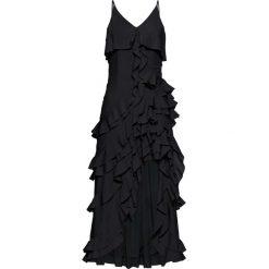 Sukienki hiszpanki: Sukienka z falbanami bonprix czarny