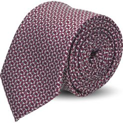 Krawat platinum bordo classic 230. Szare krawaty męskie Recman. Za 49,00 zł.