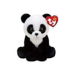 Maskotka TY INC Beanie Babies Baboo - Panda 15 cm. Czarne przytulanki i maskotki marki TY INC. Za 19,99 zł.