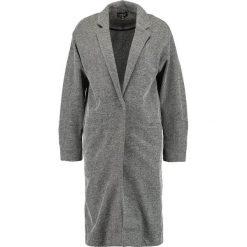 Płaszcze damskie pastelowe: Topshop Płaszcz wełniany /Płaszcz klasyczny monochrome