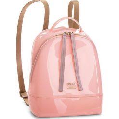 Plecak FURLA - Candy 977192  B BJW2 PL0 Rosa Chiaro. Czerwone plecaki damskie Furla, z tworzywa sztucznego, eleganckie. Za 1125,00 zł.