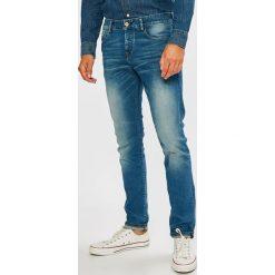 Scotch & Soda - Jeansy Ralston. Niebieskie jeansy męskie slim Scotch & Soda, z bawełny. Za 429,90 zł.
