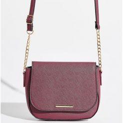 Torebka - Bordowy. Czerwone torebki klasyczne damskie marki Reserved, duże. Za 39,99 zł.